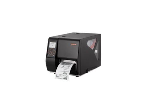 XT2-43 - Etikettendrucker, thermotransfer, 300dpi, RS232 + Ethernet, schwarz