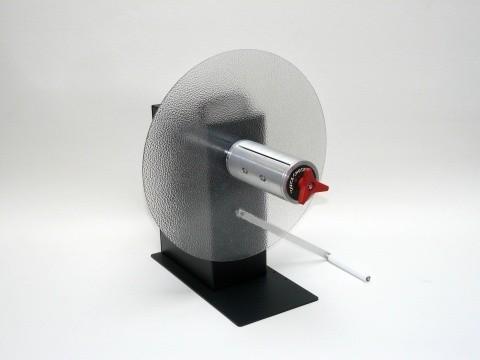 CAT-40G-TA - externer Etiketten-Ab-/Aufwickler inkl. Justierer/Spann-Arm für Rollen bis zu 400mm Durchmesser