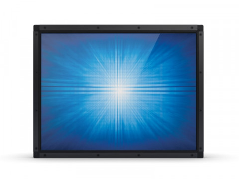 """1590L - 15"""" Open Frame Touchmonitor, RS232 + USB, SAW (Secure) Touch, entspiegelt"""
