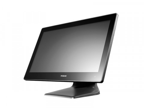 "APEXA GW - Lüfterloses Touchsystem mit Intel Celeron J1900 und kapazitivem 19"" (48.26cm) Widescreen-Touchdisplay, schwarz"