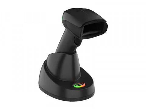 Xenon XP 1952g-bf - Funk-2D-Imager, Schnelllade-Kondensator, Bluetooth, Standard Reichweite, USB-KIT, Präsentation, schwarz
