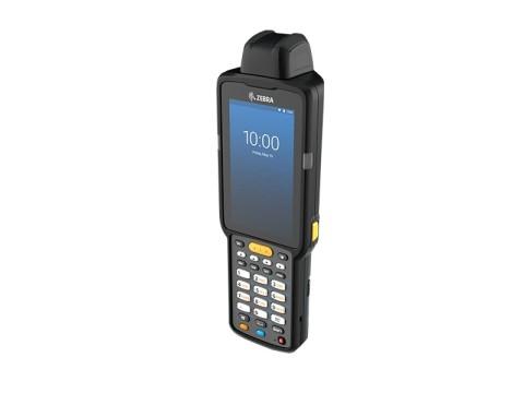 MC3300x - Mobiler Computer, Android, 1D Laser, 29 Tasten, numerisch, drehbarer Kopf