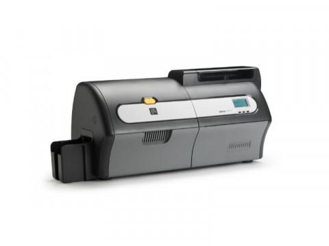 ZXP Serie 7 - Kartendrucker, beidseitiger Druck, USB + Ethernet, Magnetkartenkodierer