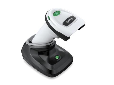 DS2278 - Kabelloser 2D-Barcodescanner, USB-Kit, weiss