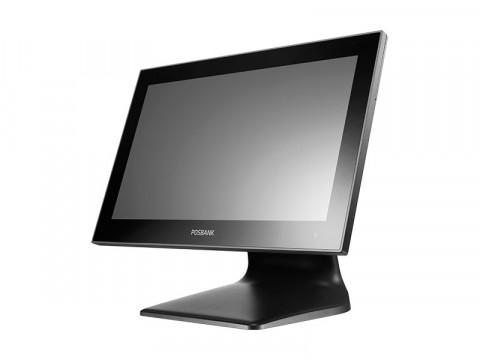 """APEXA Prime GW 1560 - Touchsystem mit Intel i5 7200U und kapazitivem 15.6"""" (39.62cm) Widescreen-Touchdisplay, schwarz"""