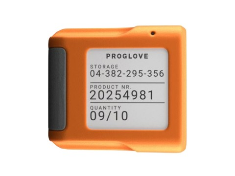 Mark Display - 1D/2D Handschuhscanner, 868MHz, Bluetooth 4.0, mittlere Reichweite (30-150cm), Display