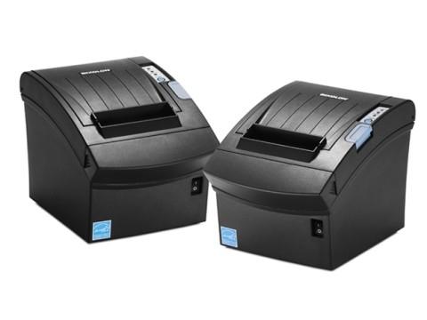 SRP-350plusIII - Thermo-Bondrucker mit Abschneider, 80mm, 180dpi, 300mm/Sek., USB + Ethernet + RS232, schwarz