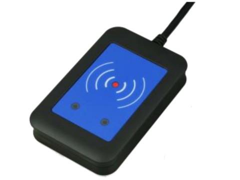 TWN4 - MultiTech 2 LF-Leser/Schreiber, 125 kHz, USB, schwarz