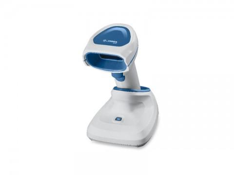 DS8178-HC - Kabelloser 2D-Imager für das Gesundheitswesen, Standard Reichweite, USB-Präsentations-KIT, weiss