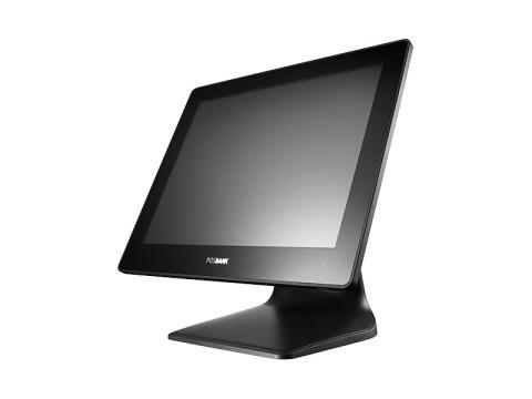 "APEXA-G J1900 - Lüfterloses Touchsystem mit Intel Celeron J1900 Quad Core und kapazitivem 15"" (38.1cm) Touchscreen, schwarz"