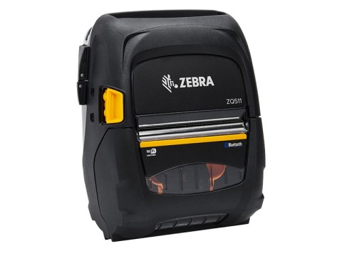 ZQ511 - Mobiler Etikettendrucker, thermodirekt, 203dpi, Druckbreite 72mm, Bluetooth, linerless
