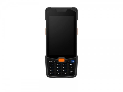 """L2k - Mobiles Industrie-Touchterminal, numerisches Keypad, 4"""" Display, 2D Barcodescanner, Android 7.1, 2GB/16GB"""