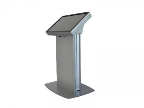 """IT-411-42 - Kiosk-Informations-System (High Info Desk) mit kapazitivem 42"""" Touchmonitor, ohne PC"""