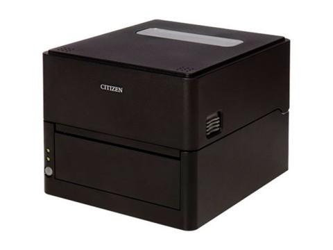 CL-E303 - Etikettendrucker, thermodirekt, 300dpi, USB + RS232 + LAN, schwarz