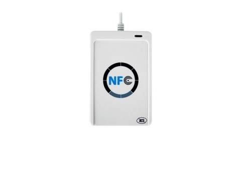 ACR122U - RFID-Kartenleser / -schreiber, Plug-and-Play-Funktion, USB, NFC