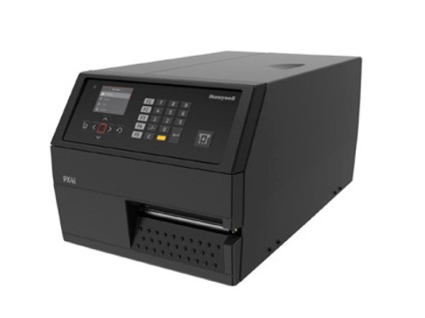 PX4ie - Etikettendrucker, Thermotransfer, 203dpi, RS232 + USB + Ethernet, RFID-Schreiber
