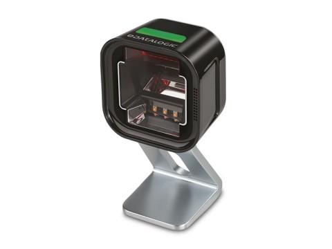 Magellan 1500i - 2D-Präsentationsscanner, USB-KIT, Riser Stand mit Magnetfuss, schwarz