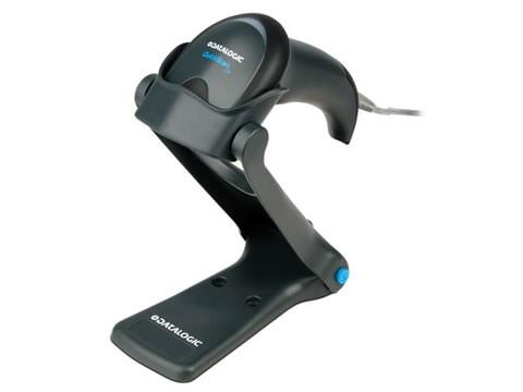 QuickScan I Lite - QW2170 - CCD-Barcodescanner, RS232-KIT, Standfuss, Remote Management, schwarz