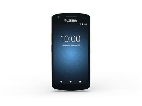 EC50 - Mobiler Computer, Android 10, 4GB RAM / 64GB Flash, 1D/2D omnidirektionaler Imager (SE4100), 2-PIN rückseitiger Anschluss