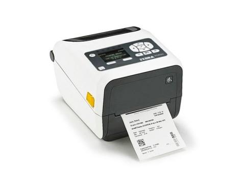 ZD620 - Etikettendrucker für das Gesundheitswesen, mit LCD-Display, 203dpi, thermotransfer