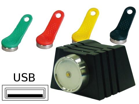 TMR901 - Kelloxx Kellnerschloss, USB HID/COM, schwarz