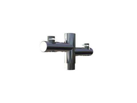 Doppelarm - Länge ca. 180mm, Aufnahmen für 40mm Applikationen for Flexi Stand