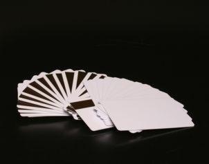Plastikkarte 0.76mm MIFARE® - weiss Standard 1k (=1024 Bytes)