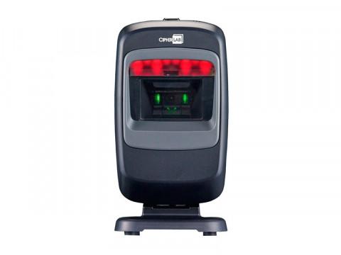 2210 - Stationärer 2D-Barcodesccanner, inkl. USB-Kabel, EAS