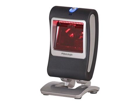 Genesis 7580g - Stationärer Barcodescanner, RS232-KIT, schwarz