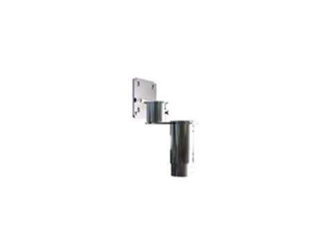 Bildschirmhalterung - VESA 75/100, Rohrdurchmesser 54mm, Höhe 110mm, Länge des Auslegers 60mm, drehbar für Flexi Stand