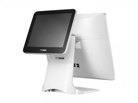 """10"""" zweites LCD-Display für Apexa-G-J1900, weiss"""