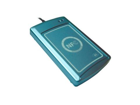 ACR122S - RFID-Kartenleser, Plug-and-Play-Gerät, Seriell, NFC