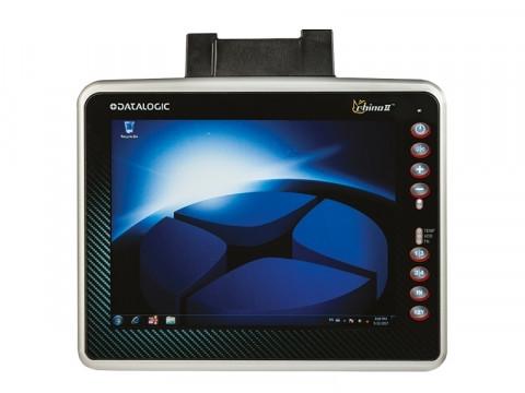 """Rhino II - Mobiler Computer für den Tiefkühlbereich, 10"""" (25.4cm), Windows Embedded Compact 7, Resistiver Touch, 1GB, 16GB"""