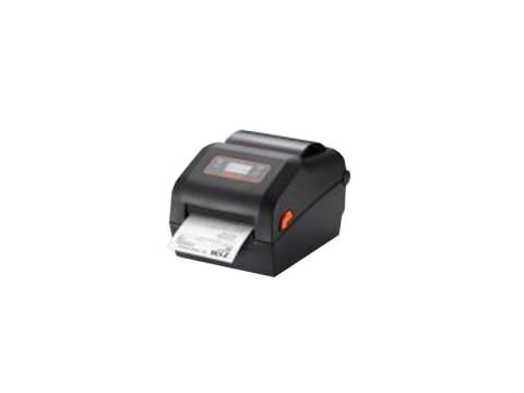 XD5-43d - Etikettendrucker, thermodirekt, 300dpi, LCD-Display, USB + USB Host + RS232 + Ethernet + WLAN, schwarz