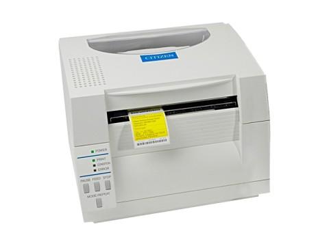 CL-S521II - Etikettendrucker, Thermodirekt, 203dpi, USB + RS232, weiss
