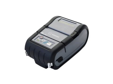 LK-P20II - Mobiler Thermo-Bondrucker, 58mm Papierbreite, USB + RS232 + Bluetooth (Android / IOS)