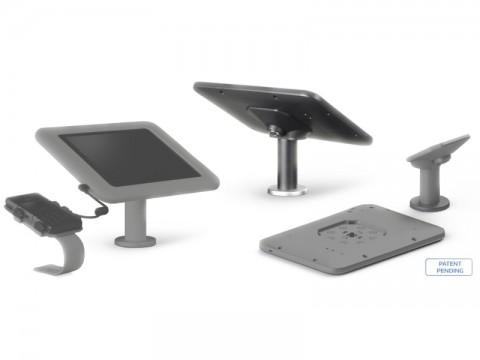 Dock & Charge - Ständer und Ladestation für Apple, schwarz