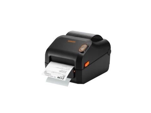 XD3-40d - Etikettendrucker, thermodirekt, 203dpi, USB + RS232 + LAN, Peeler, schwarz