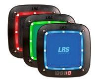 RX-CS6 - Coaster/Empfänger/Untersetzer in Grau ohne Nummern-Anzeige
