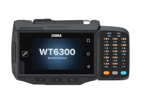 WT6300 - Tragbarer Computer mit Android 10, USB + Bluetooth + WLAN, alphanumerisches Tastenfeld, Wavelink
