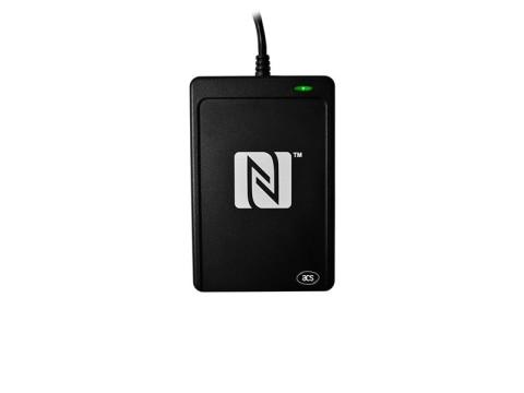 ACR1252 - RFID-Kartenleser, Plug-and-Play-Gerät, USB, NFC III