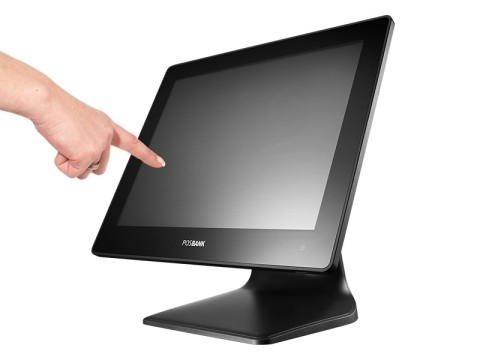 "APEXA Prime - Touchsystem mit Intel i5 7200U und kapazitivem 15"" (38.1cm) Touchscreen, schwarz"