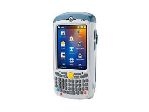 MC55X-HC - Mobilcomputer für das Gesundheitswesen, 2D-Imager, Windows Embedded, alphanumerische Tastatur