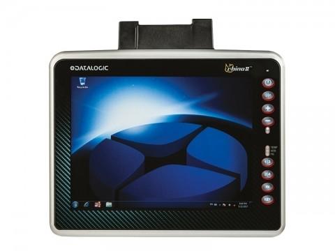 "Rhino II - Mobiler Computer, 10"" (25.4cm), Windows Embedded Compact 7, kapazitiver Touchscreen, 1GB, 16GB"