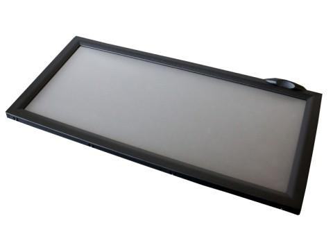 Tastaturabdeckung für NR-510 mit Flachtastatur