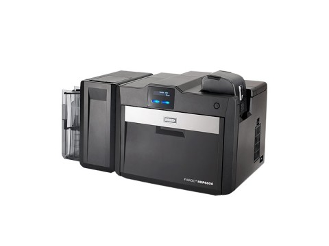 HDP6600 - Beidseitiger Farbkartendrucker, USB + LAN