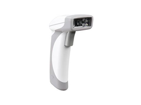 CR1500 - 2D-Barcodescanner mit Pistolengriff, USB + RS232, weiss