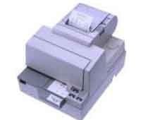 TM-H5000IIP-012 - Hybriddrucker, Centronics, weiss