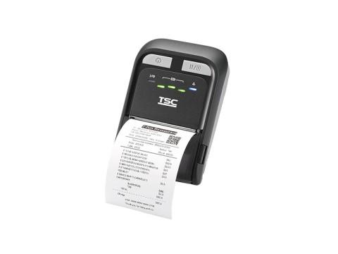 TDM-20 - Mobiler Beleg- und Etikettendrucker, 203dpi, Druckbreite 48mm, USB + NFC + MFi Bluetooth 5.0