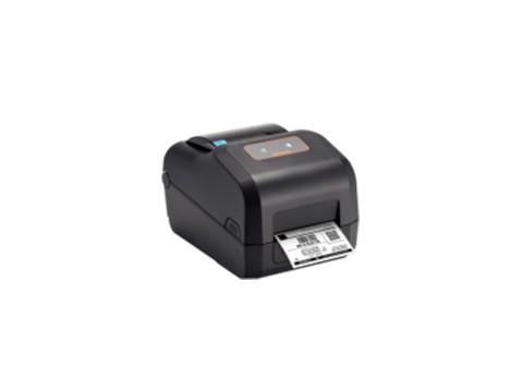 XD5-43t - Etikettendrucker, thermotransfer, 300dpi, USB + USB Host + RS232 + Ethernet, schwarz